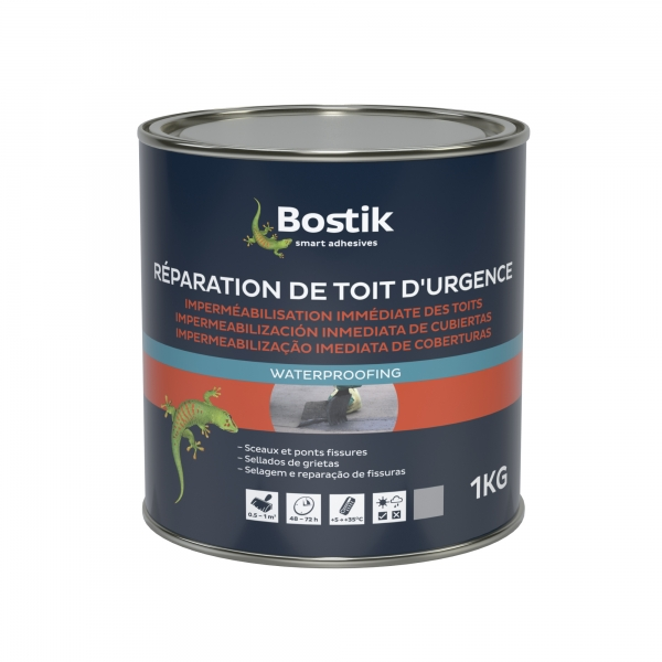 30612166_BOSTIK_REPARATION DE TOIT D'URGENCE GRISE_Packaging_avant_HD 1 kg