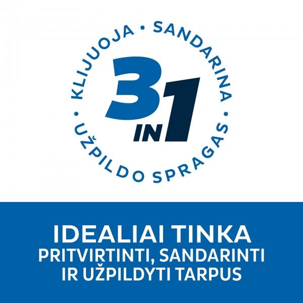 BOSTIK DIY LT IDEALIAI TINKA BLUE