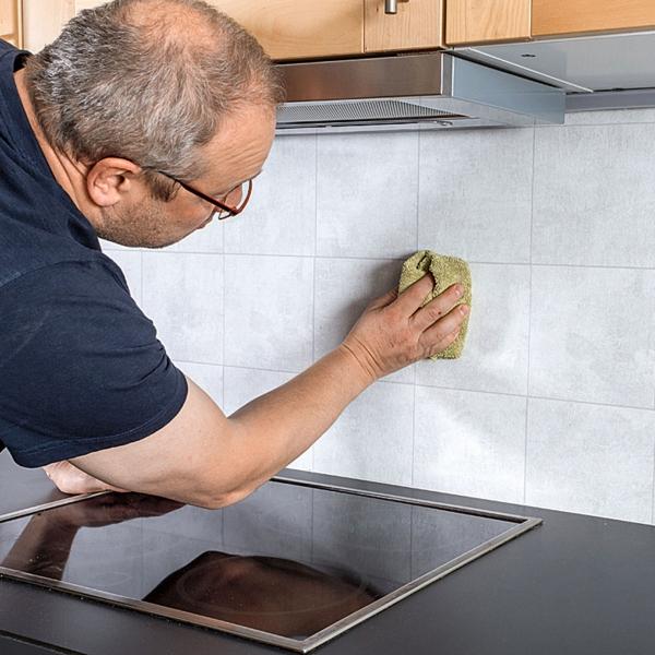 Bostik DIY Greece Tutorial Renovate Your Kitchen 1