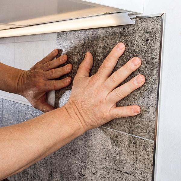 Bostik DIY Greece Tutorial Renovate Your Kitchen 12