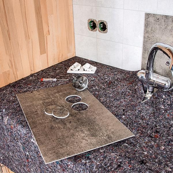 Bostik DIY Greece Tutorial Renovate Your Kitchen 13