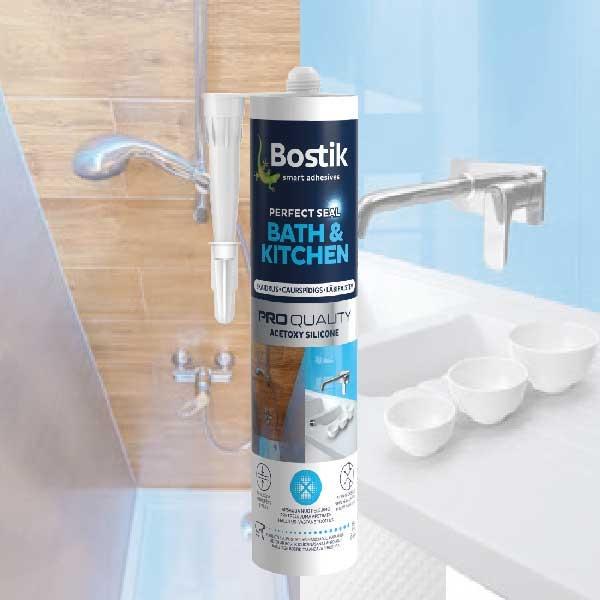 Bostik DIY Lituania Perfect Seal Bath&Kitchen-A