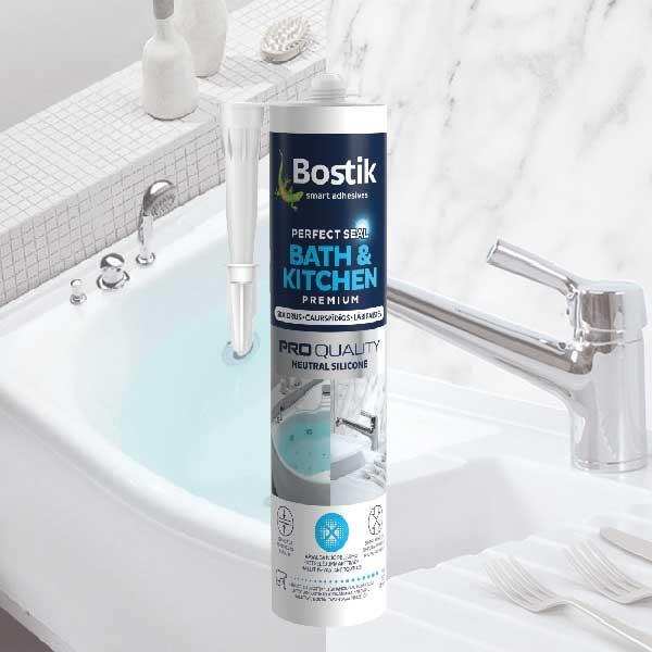 Bostik DIY Lituania Perfect Seal Bath&Kitchen-N