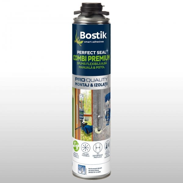 Bostik DIY Romania Perfect Seal Spuma PU Combi Premium product teaser 600x600