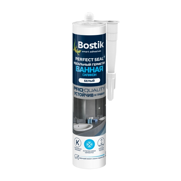 Bostik DIY Russia Perfect Seal ВАННАЯ СИЛИКОН