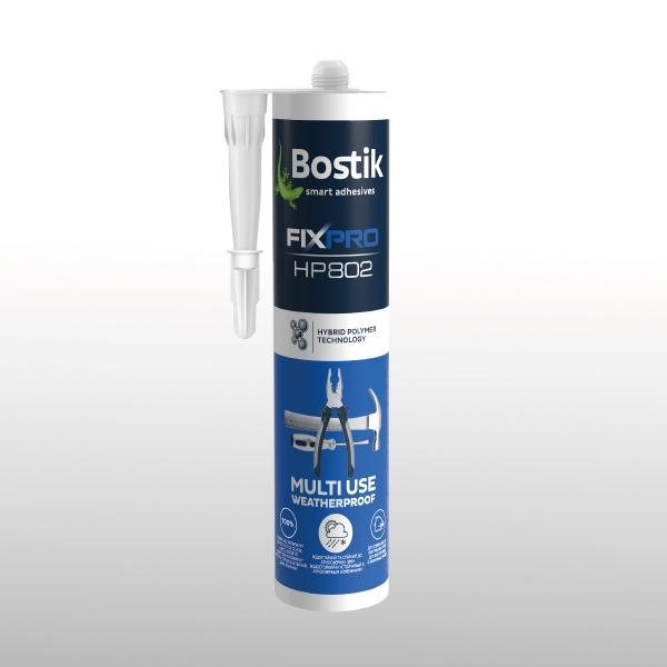 Bostik DIY Ukraine Fixpro Multi Use Weatherproof product image