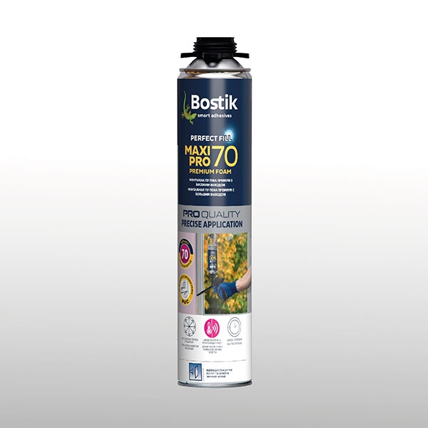 Bostik DIY Ukraine Perfect Fill MAXIPRO 70 Premium Foam product image