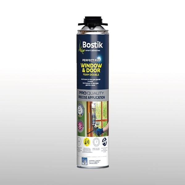 Bostik DIY Ukraine Perfect Fill Window Door Foam Double product image