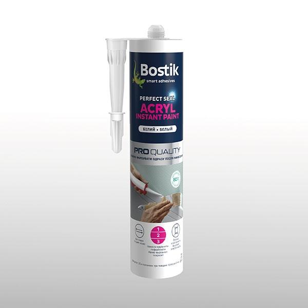 Bostik DIY Ukraine Perfect Seal Acryl Instant Paint product image