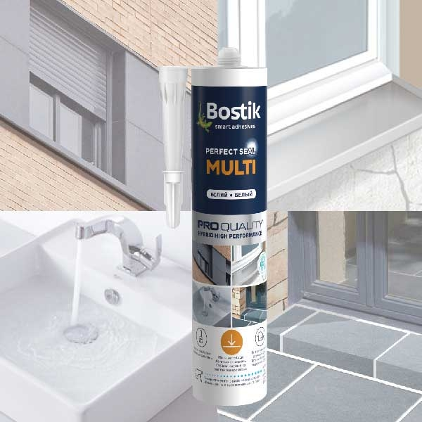 Bostik DIY Ukraine Perfect Seal Bath & Kitchen Multi