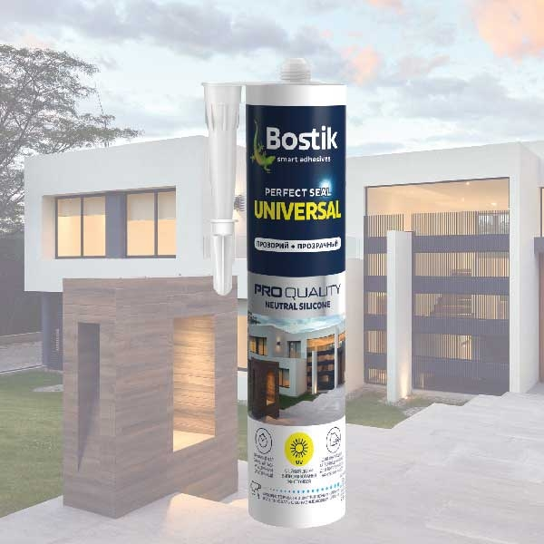 Bostik DIY Ukraine Perfect Seal Bath & Kitchen Universal