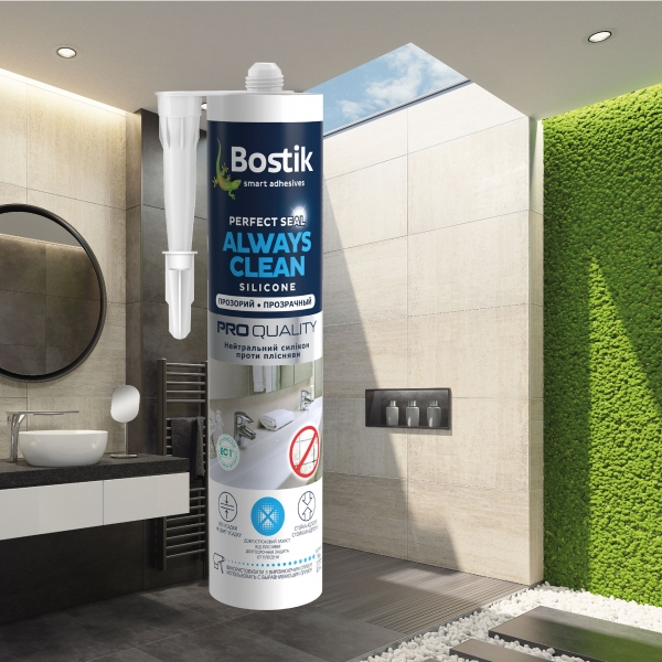 Bostik DIY Ukraine Perfect Seal range picture 600x600