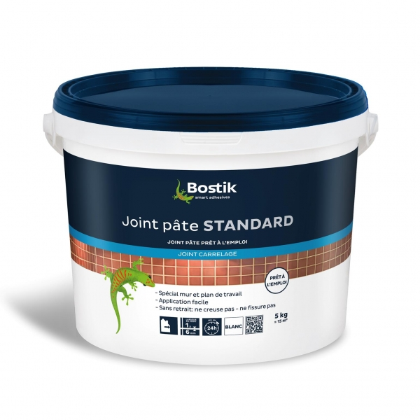 30110691_Joint Pâte Standard_Packaging_avant_HD Blanc 5 kg