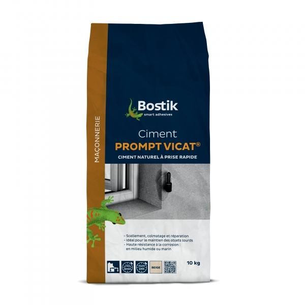 30124882_BOSTIK_CIMENT PROMPT VICAT ®_Packaging_avant_HD 10 kg