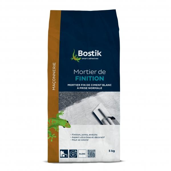 30124930_BOSTIK_MORTIER DE FINITION BLANC_Packaging_avant_HD 5 kg
