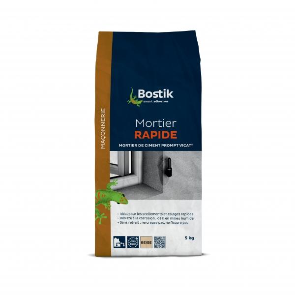 30125091_BOSTIK_MORTIER RAPIDE_Packaging_avant_HD 5 kg
