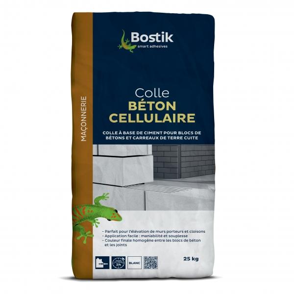 30125291_BOSTIK_COLLE A BETON CELLULAIRE_Packaging_avant_HD 25 kg