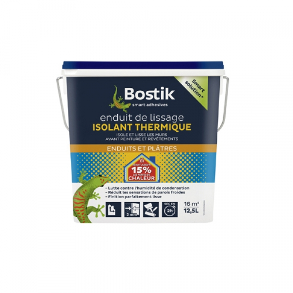 30604242_BOSTIK_Enduit  de lissage isolant thermique_Packaging_avant_HD 12.5 L