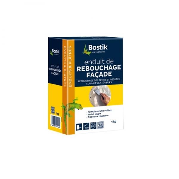 30604400_BOSTIK_Enduit rebouchage façade poudre  _Packaging_avant_HD 1 kg