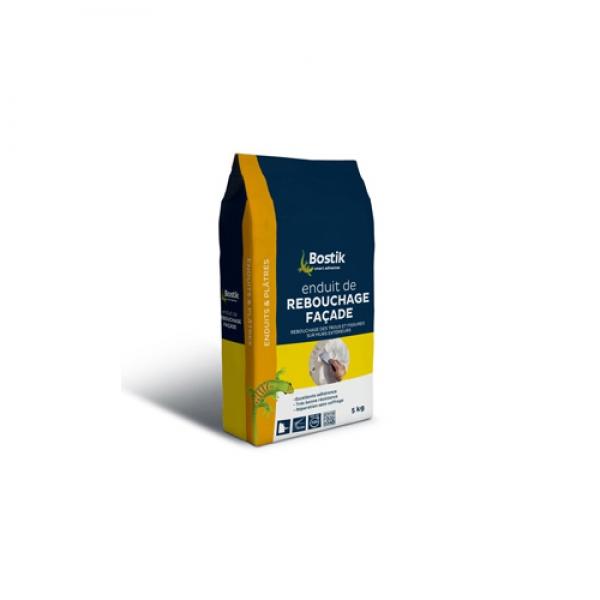 30604402_BOSTIK_Enduit rebouchage façade poudre  _Packaging_avant_HD 5 kg