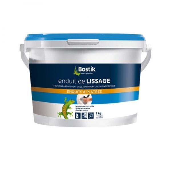 30604467_BOSTIK_Enduit de lissage pâte _Packaging_avant_HD 7 kg