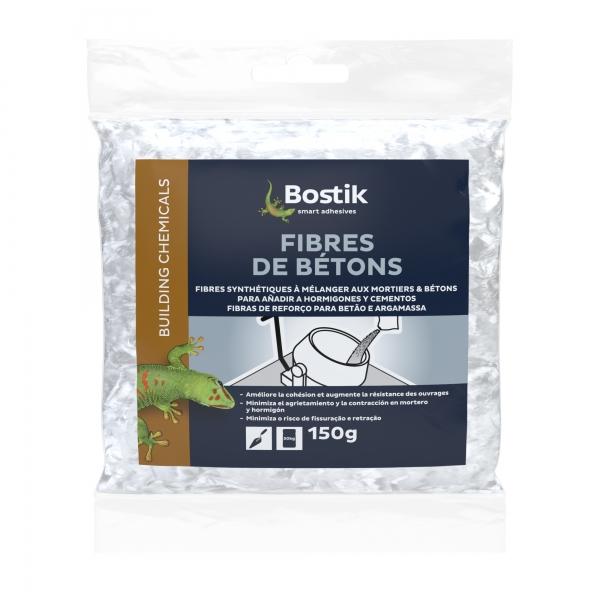 30612569_BOSTIK_FIBRES POUR MORTIER CIMENT ET BÉTON _Packaging_avant_HD 150 g