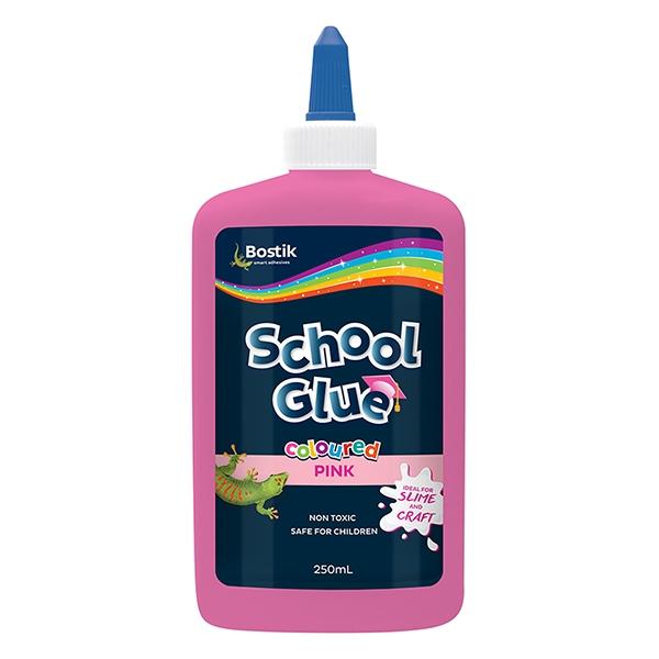 Bostik-DIY-Thailand-Stationery-Craft-School-Glue-Coloured-Pink