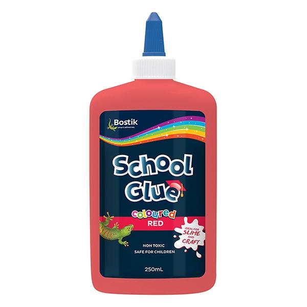 Bostik-DIY-Thailand-Stationery-Craft-School-Glue-Coloured-Red