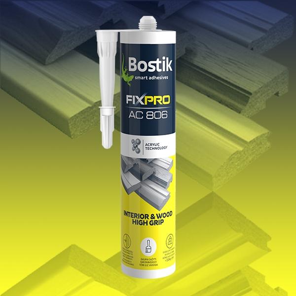 Bostik DIY Latvia Fixpro Interior wood high grip product image 2