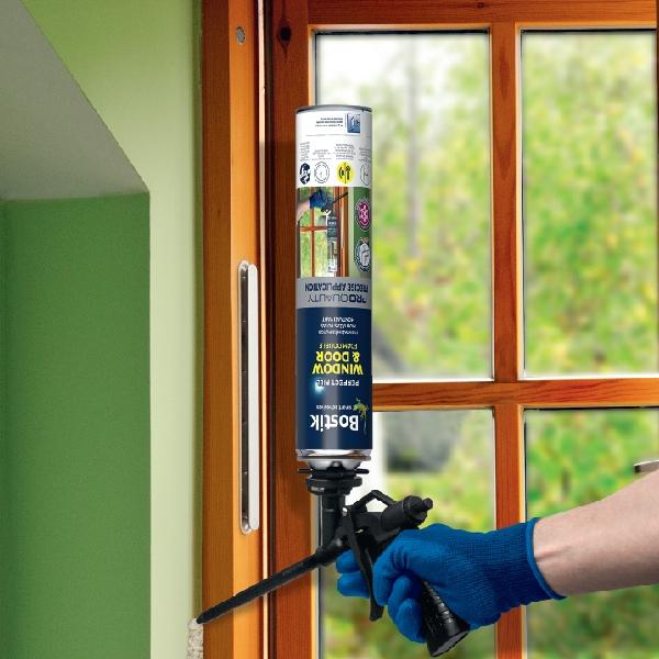 Bostik DIY Latvia Perfect Fill Window door foam double product image