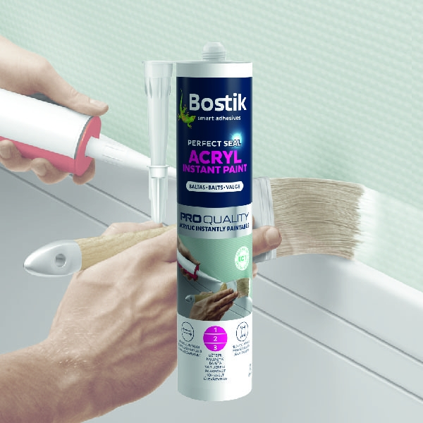 Bostik DIY Latvia Perfect Seal Acryl Instant Paint product image 2