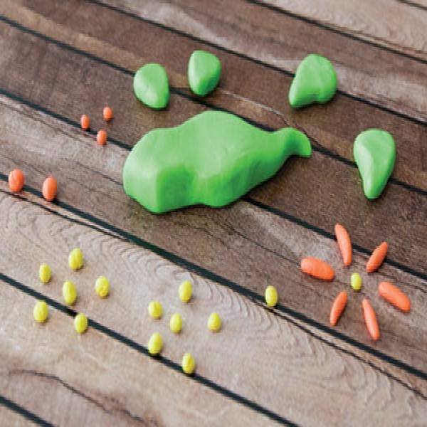 bostik australia ideas that stick projects gary gecko step 2