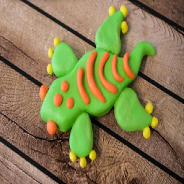 bostik australia ideas that stick projects gary gecko step 3