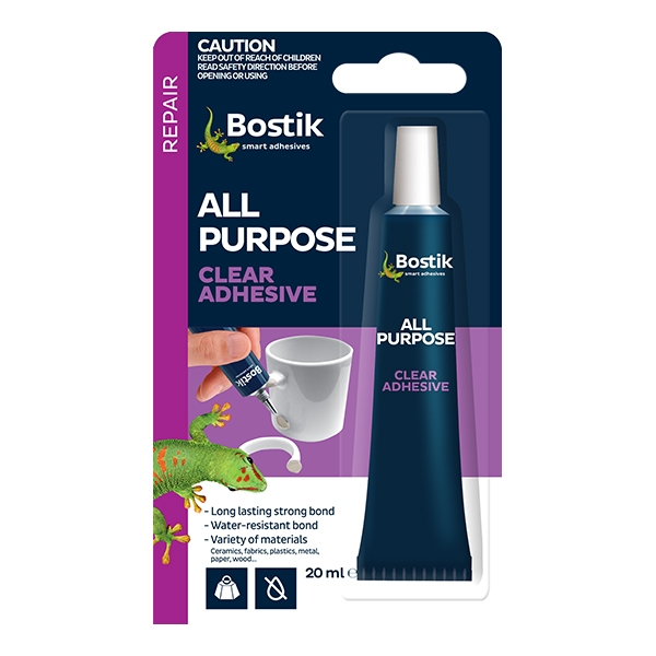 Bostik DIY Australia Repair All Purpose adhesive