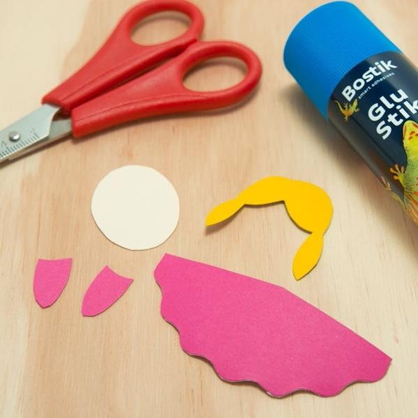 Bostik DIY Australia tutorial Balerina step 3