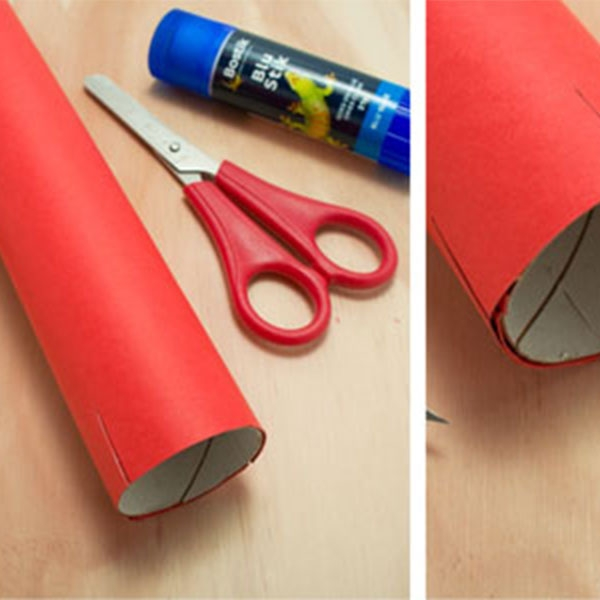 Bostik DIY Australia tutorial Bostik rocket step 2