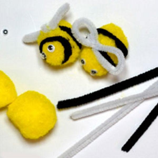 Bostik DIY Australia tutorial bee hive step 5