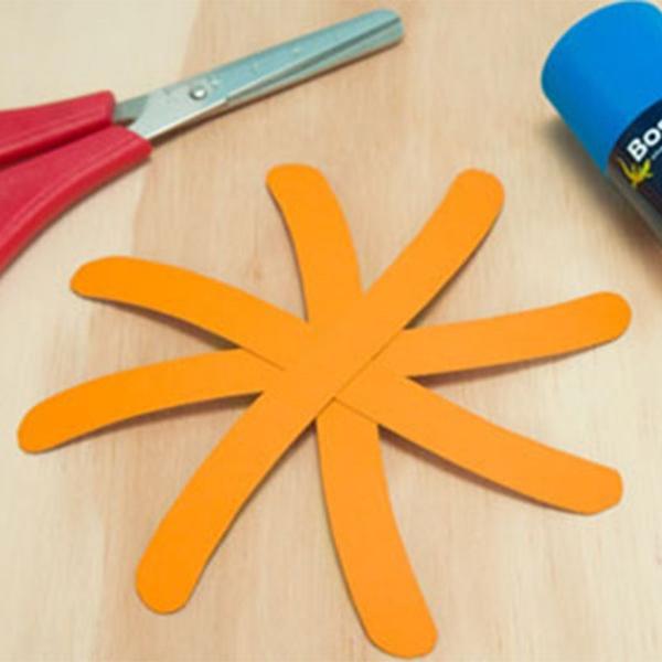 Bostik DIY Australia tutorial octupus step 2