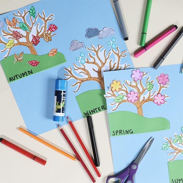 Bostik DIY Australia tutorials weather tree product image