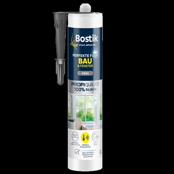 Bostik DIY Germany Sealing Perfekte Fuge Bau und Fenster grey product image