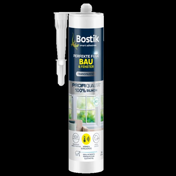 Bostik DIY Germany Sealing Perfekte Fuge Bau und Fenster transparent product image