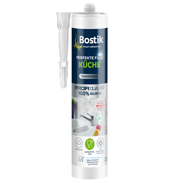 Bostik DIY Germany Sealing Perfekte Fuge Küche transparent product image
