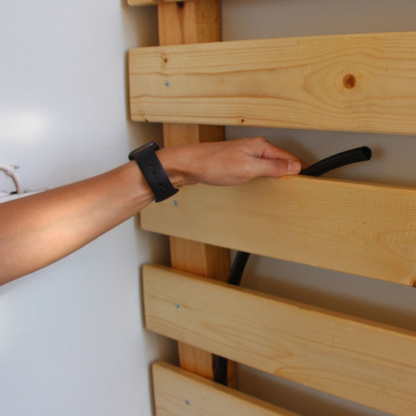 Bostik DIY Greece tutorial Balcony Garden step 15