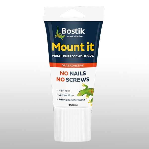 Bostik DIY South Africa Repair & Assembly Mount It product teaser
