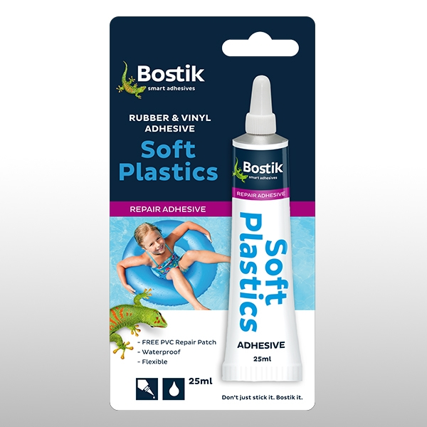 Bostik DIY South Africa Repair & Assembly Soft Plastics product teaser