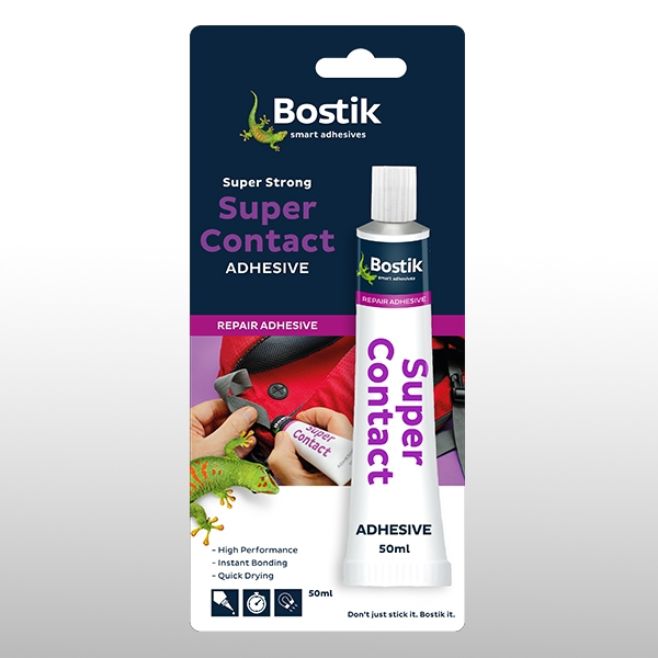 Bostik DIY South Africa Repair & Assembly Super Contact product teaser