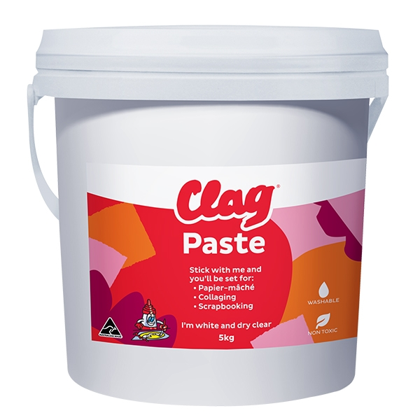 Bostik DIY Australia craft clag paste 5kg