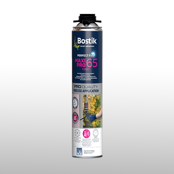 Bostik DIY Estonia Fixpro Maxi 65 Pro Foam product image