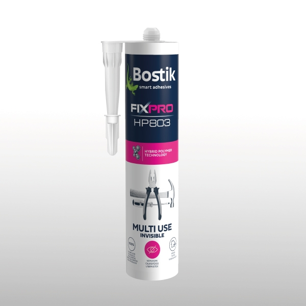 Bostik DIY Estonia Fixpro Multi Use Invisible product image