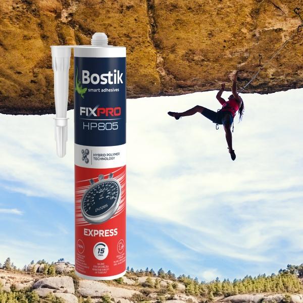 Bostik DIY Estonia Fixpro range teaser image